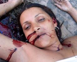 【グロ画像】可愛い系と美人系の女の子のグロ死体だけどどっちがタイプ?