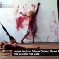 【閲覧注意】義足を機関銃にした結果・・・暴発して皆殺し・・・