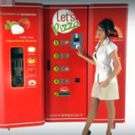 【驚愕】イタリアが本気出したwww生地から練るピザ自販機が凄すぎるw