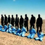 【殺人動画】ISISがまさかの衣装変更wでもやることは一緒ですw