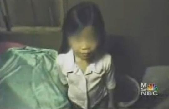 カンボジア幼女たちの売春宿への潜入映像 閲覧注意 グロッティマンデー