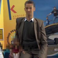 【衝撃映像】世界一背の高い男と低い女が出会った結果www