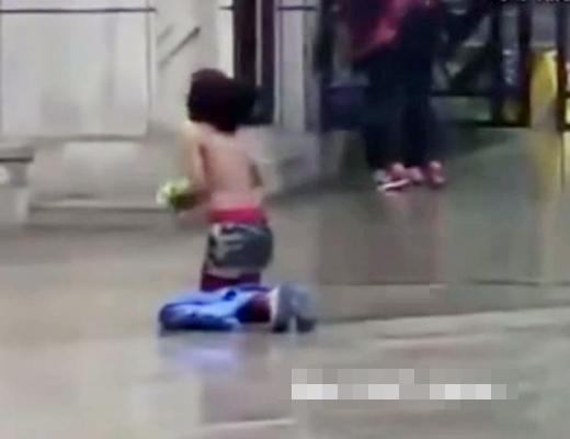 中国 女子小学生 全裸