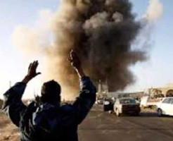 【閲覧注意】自爆テロ直後の現場に転がる無数の遺体が生々しい・・・