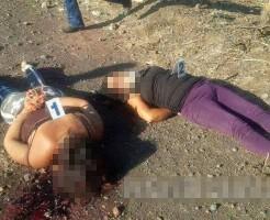 【グロ画像】カルテルに拉致される→女でも容赦なく殺されて死体になることが判明・・・