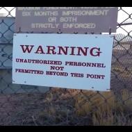 【おもしろ】アメリカ秘密軍事基地の「エリア51」に一般人が近づくとこうなる