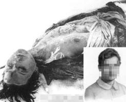 【女処刑】ドイツ兵に捕まったソ連邦英雄称号を持つパルチザン処刑写真見つかったんでうpします・・・ ※閲覧注意