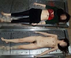 【エログロ】美人売春婦が殺されたから死体を触診してみた・・・