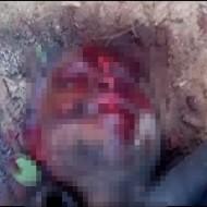 【グロ動画】遺体の状態→頭カチ割り、腹切割き、チンコ切り落とし 一体何があったんや・・・