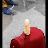 【オナニー】女性向け射精機能付きオナニーマシンがぶっ飛び過ぎてて妊娠しちゃいそうwww ※動画