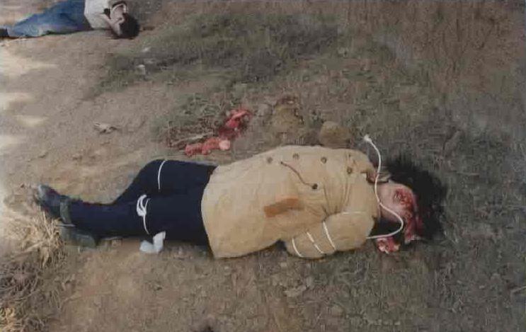 中国 女 死刑 銃殺