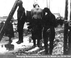 【グロ画像】第2次世界大戦中のドイツ軍が実行した処刑画像まとめはこちら