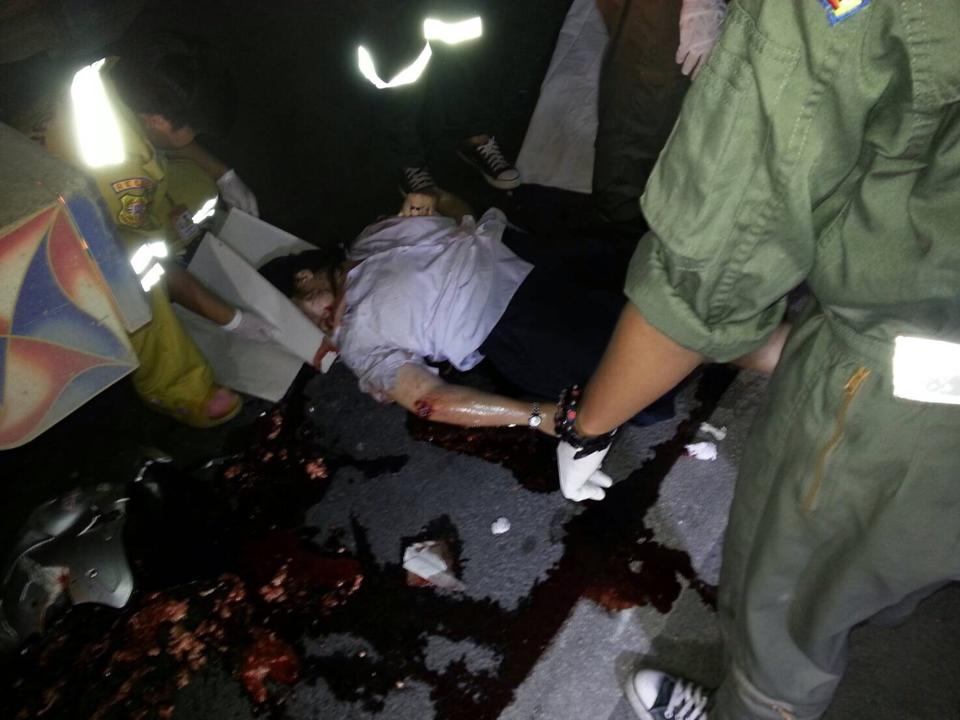 JK事故死体