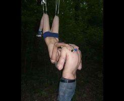 【身体改造】体にフックを直接刺して体を吊るすボディサスペンションの虜になったカップルがヤバい・・・ ※グロ画像