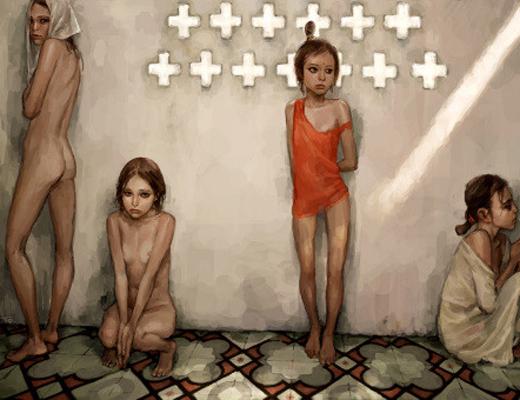 ロリ注意バングラデシュの売春婦子供杉ワロタ画像17枚