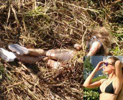 【グロ画像】モデルで活躍中の超絶美女がレイプされ腐乱死体で発見されたんだが・・・ ※閲覧注意