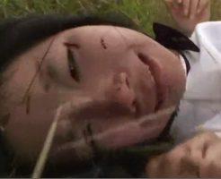 【無修正 JKレイプ】学校帰りの女子校生が連れ去られて集団レイプされる事案発生 ※動画
