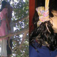 【グロ画像】首吊り自殺した女の子たちのまとめで自殺防止の啓発してみる ※16枚