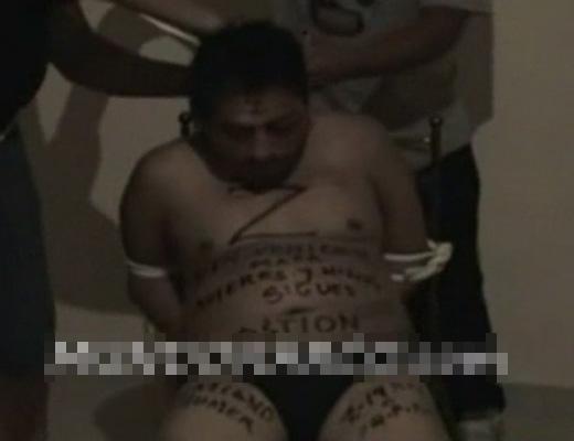 グロ拷問処刑映像