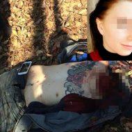 【グロ 画像】17歳ロシア美女 ← メンヘラ極めてて彼氏を斬首してポイー ついでに友達も・・・