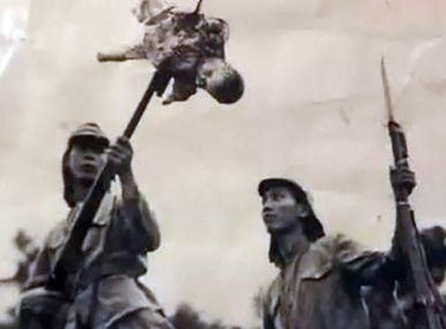 日中戦争虐殺グロ画像