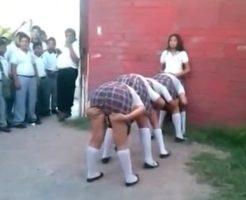 【JC】女子中学生の考えた遊びを男子が破壊ww「ちょっと男子!真面目にやってよ~」