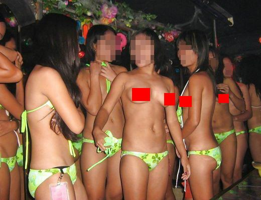 Phillippine nudists, young tight naked anal