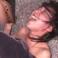 【エログロ動画】誰得!?画鋲をまいた床に押し付けたり竹刀でブン殴ったりして泣き叫ばす日本のキチガイAVが全然抜けない件について