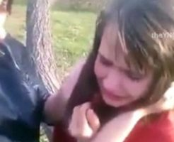 【閲覧注意】めちゃくちゃ可愛いロシア美少女がビッチに泣かされるガチ映像