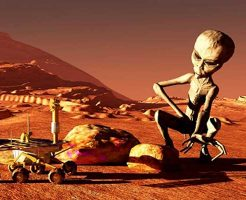 【未知との遭遇】CIA機密文書の中に火星にピラミッドを確認の記述があった模様→それでは宇宙人さんが作った傑作構造物をご覧ください ※おもしろ映像