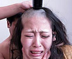 【本物レイプ】少女が同級生に髪の毛バリカンで剃られながら犯される映像が怖Eー ※エロ動画