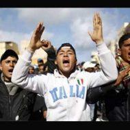 【難民問題】イスラム教徒「新しい家ゲット!!!!」 イタリア人「家追い出されてテント住まいなんやが・・・」 ※衝撃映像