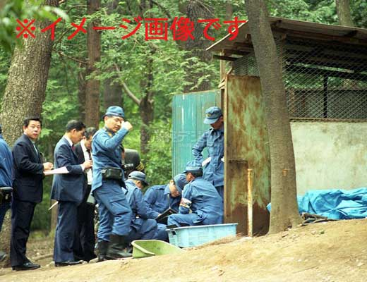 井の頭公園バラバラ殺人事件イメージ