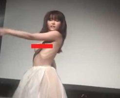 【裸 少女】ロリっぽい女の子が乳首ピン立ちでバレエしながら撮影されまくりなんやがお前らエエんか??? ※エロ動画