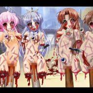 【リョナ】育ち盛りの少女さん達を死ぬまでめちゃくちゃ拷問したけど何か質問ある??? ※二次リョナ画像