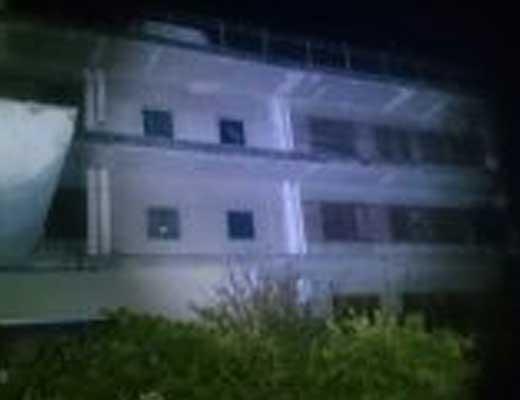朝倉病院風景写真