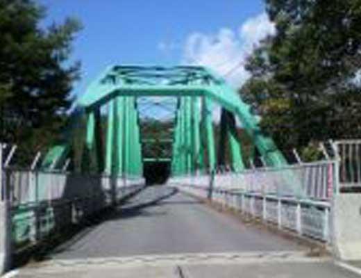 軽井沢大橋風景写真