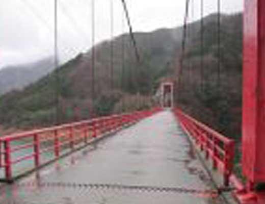 琴平橋風景写真