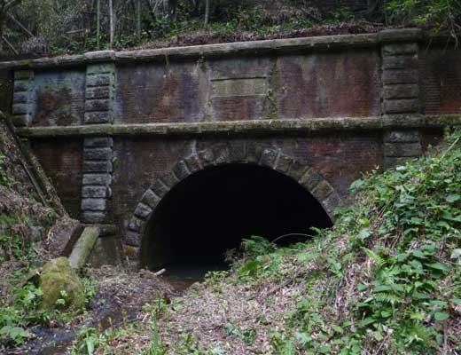 旧佐和山トンネル風景写真