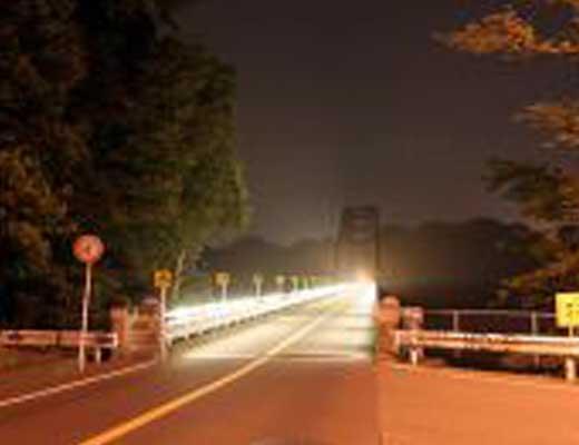 三井大橋風景写真