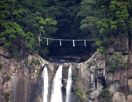 那智の滝風景写真