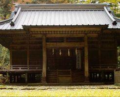 【静岡県心霊スポット】二ノ岡神社