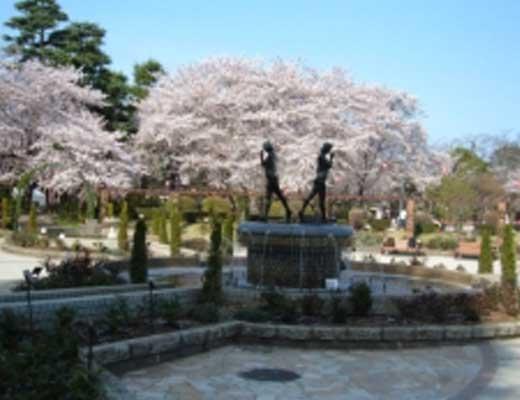 里見公園風景写真