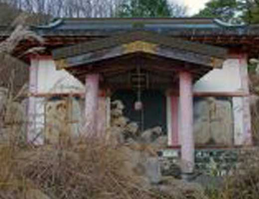 武尊神社風景写真