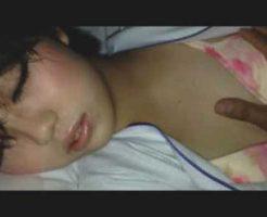 【ガチレイプ】ウブなJK妹さんを昏睡させて強硬挿入する生ハメシスコンお兄ちゃんが撮影した映像がこれw ※無修正エロ動画