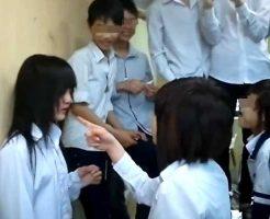 【ガチレイプ】誘拐してきた17歳のJK少女さんを輪姦しその模様を撮影しネットに晒し上げたガチモノ映像がコレ ※動画あり
