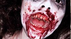 【グロ動画】顔皮剥がされ目をくり抜かれて斬首していく拷問処刑映像・・・