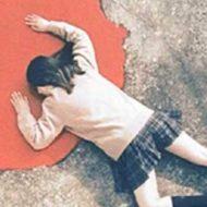 【グロ画像】飛び降り自殺したJKさんがなんかセクシー過ぎて辛い・・・