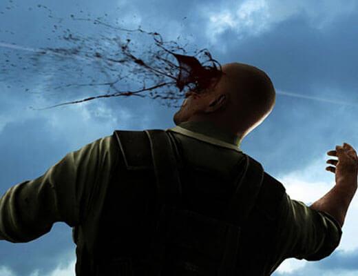 【グロ動画】麻薬カルテルによる銃殺処刑映像 ライフルでヘッドショットされ飛び散る脳みそ・・・