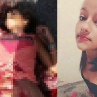 【グロ画像】マジで可愛い13歳のJC少女 トラックに轢かれ下半身から内蔵まき散らしならがら死ぬ・・・ ※事故 死体
